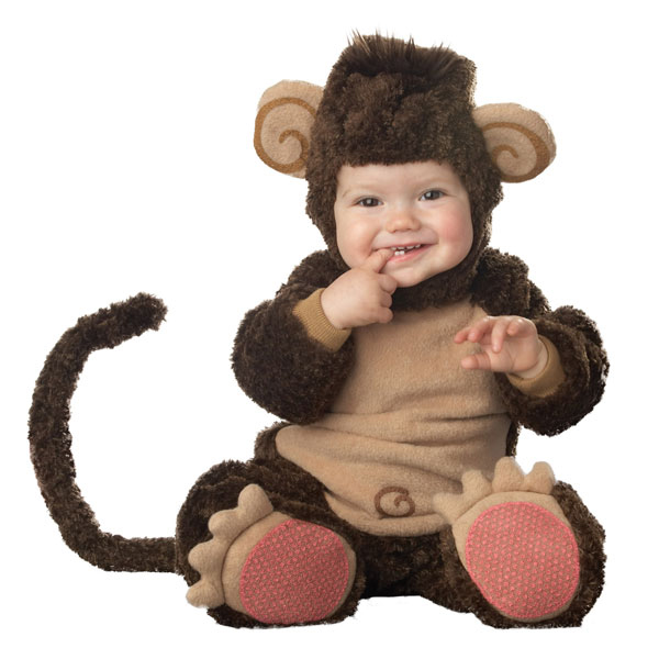 Babies In Baby Animal Costumes Cute Meltdown Baby